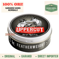 Uppercut Deluxe Featherweight Original Murah Impor Waterbased Pomade