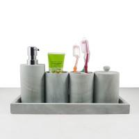 Bathroom Set/Perlengkapan Kamar Mandi Batu Alam