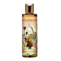 Dewi Sri Spa Body Contour Massage Oil 250ml
