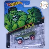 Hot Wheels Marvel Hulk