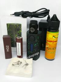 Mod Tesla WYE 200watt Paket Siap Ngebul Not Invader Steampunk Nano Kit