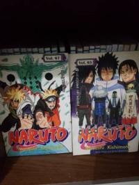 Komik Naruto vol 1-72 kolpri sebagian masih segel+bonus Seventh Hokage