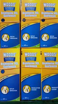 Woods Obat Batuk Berdahak