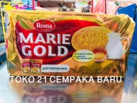 Roma Marie Gold Biskuit 240g | Roma Susu Biscuit Biscuits Murah 240 gr