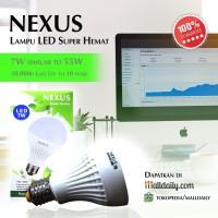 lampu LED NEXUS 7 wat