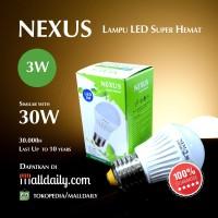 lampu LED NEXUS 3 wat