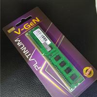 Ram DDR3 8 GB Vgen PC12800/10600 Platinum