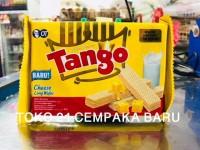 Tango Wafer CHEESE Long Wafers 47g   Biskuit Kue Keju Murah Tango 47 g