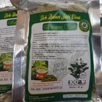 Teh daun jati cina original 100% alami/teh pelangsing /peluntur lemak