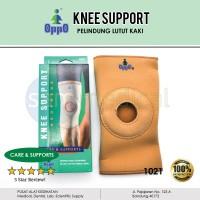 Oppo 1021 Open Patella Knee Support decker lutut