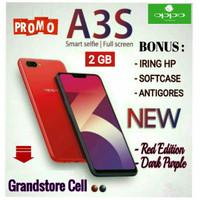 OPPO A3S RAM 2/16 GB GARANSI RESMI OPPO INDONESIA