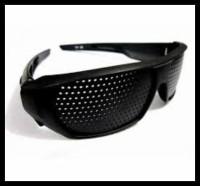 Murah ! Kacamata Terapi Pinhole - Model Sporty