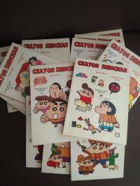 Crayon Shinchan (Cabutan) - Yoshito Usui