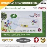 ROSSMAX WE300 Timbangan Bayi Digital - 20 Kg
