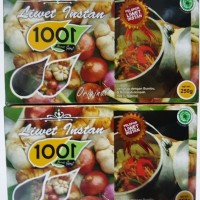 Nasi Instant (Nasi Uduk, Nasi Liwet dan Nasi Kuning).