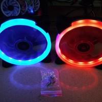 Fan Casing 12cm NYK Aurora Alseye - Case Fan 12 cm NYK Aurora Led Ring
