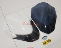 Windshield Visor NMAX Sectbill Carbu D'Bubble Carbon Series Yamaha