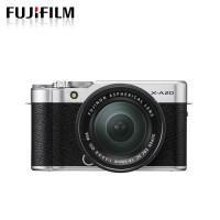 FUJIFILM X-A20 Kit 15-45mm f/3.5-5.6 OIS PZ Silver