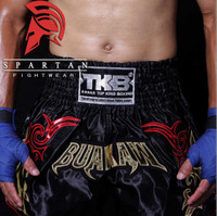 Celana MuayThai Import Murah, Muay Thai Short Premium Murah CT006