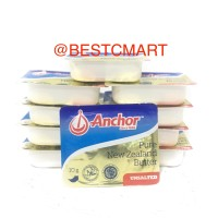 ANCHOR MINI BUTTER UNSALTED 10GR x 10 PCS -- GOSEND/GRAB ONLY