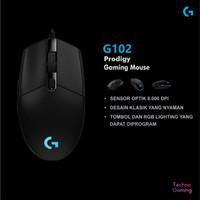 Logitech Prodigy G102 - Mouse Gaming Valuable Logitech