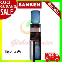 Dispenser Sanken Galon Atas Bawah Stainless HWD-Z96