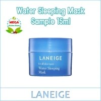 [100% ORIGINAL] LANEIGE Water Sleeping Mask 15ml (Trial Size)