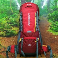Tas Carrier Rei Amazon 70 L Red not Eiger Consina