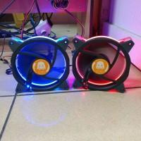 Digital Alliance OX12 Ring LED Fan Case