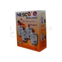 Nesco GCU 3in1 Alat pengecekan (Gula Darah, Kolesterol dan Asam Urat)