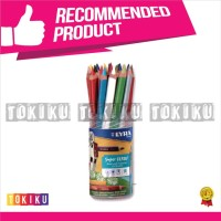18 Pcs LONG ORIGINAL Pencil Colour Lyra Super Ferby Lacquered