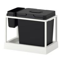 IKEA VARIERA / UTRUSTA Pemilah sampah untuk kabinet 20 L