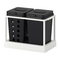 IKEA VARIERA / UTRUSTA Pemilah sampah untuk kabinet 22L