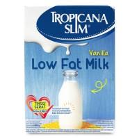 Tropicana Slim Milk Low Fat Vanilla 500gr