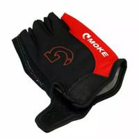 Half finger gel glove - Sarung tangan sepeda berkualitas