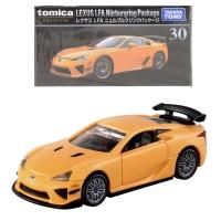 Tomica Premium 30 Lexus LFA Nurburgring Package