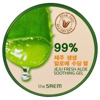 The Saem Jeju Fresh Aloe Soothing Gel 99% 300ml
