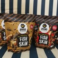 IRVINS SALTED EGG POTATO CHIPS & FISH SKIN (READY STOCK)