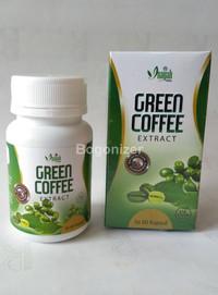 Green Coffee Kopi Hijau Kapsul Organic