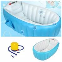 Paket Intime Baby Bath Tub | Bak Mandi Bayi Bonus Pompa