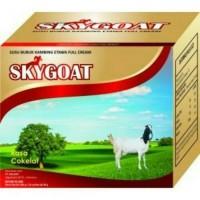 SkyGoat Susu Kambing Etawa Bubuk Full Cream | Sky Goat Rasa COKELAT