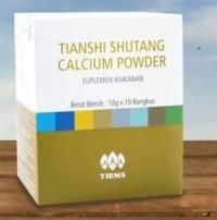 SHUTANG KALSIUM Tiens Tianshi Obat Herbal Diabetes Kencing Manis Alami