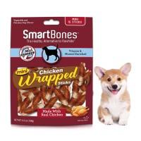 Smartbones Chicken Wrapped Sticks Mini 15