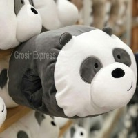 **GOOD QUALITY** Boneka Bantal We Bare Bears Panda Penghangat Tangan