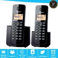 Telepon Wireless Panasonic KX-TGB112 / Telephone Kantor Rumah
