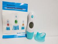 Thermometer infrared 8 in 1 / kuping / dahi / ukur suhu tubuh / benda