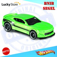 2017 Camaro ZL1 Hijau / Green - HW Hot Wheels Hotwheels (H 2018)