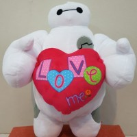 Boneka Baymax Big Hero 6 Love