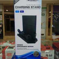 Charging Stand cooling fan usb Ps4 Slim
