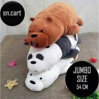 Miniso We Bare Bears Boneka